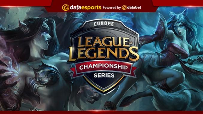 European LCS 2018 Summer Season play-off