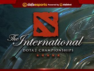"""Các đội tham gia """"The International"""" 1"""