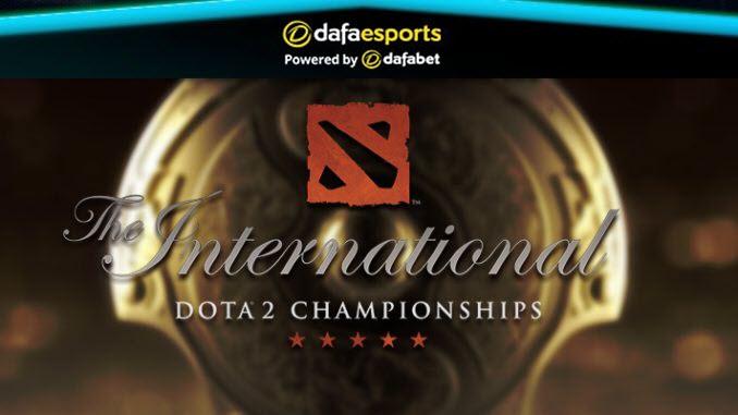"""Các đội tham gia """"The International"""" 2"""
