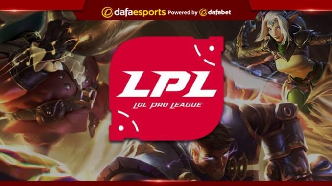 Giải đấu LPL Split Mùa Hè