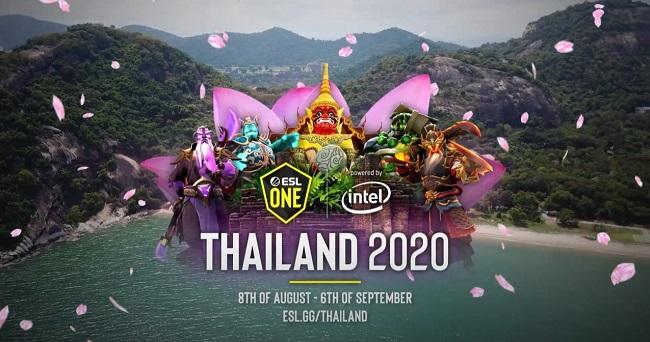ESL One Thailand update