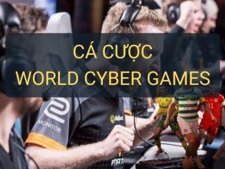 ca cuoc World Cyber Games