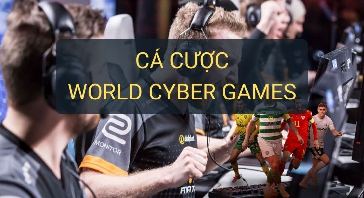 ca cuoc World Cyber Games